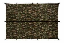 Aqua Quest Defender - 100% Waterproof Durable Heavy Duty Tarp - 10 x 7 ft Camo