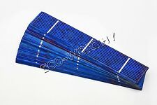 100pcs 1x6 Solar Cells for DIY 50W Solar Panel Poly Solar Panel Battery Charger