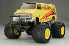 Tamiya 58347 1/12 Scale EP RC CW-01 Monster Truck Lunch Box Assembly Kit w/ESC