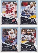 CHRIS PHILLIPS OTTAWA SENATORS 2011-12 O-PEE-CHEE PLAYOFF BEARD #11
