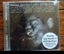 Zoot Sims/Al Cohn Either Way Classic Records 24/96 DVD-A