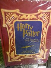 POP-UP-BOOK New Sealed Harry Potter and the Sorcerer's Stone 1st 2001 Edition
