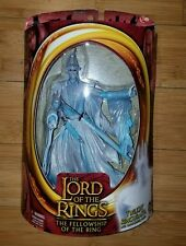 TWILIGHT RINGWRAITH LORD OF THE RINGS TWO TOWERS ACTION FIGURE FREE SHIPPING