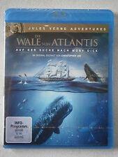 """Bluray """"Die Wale von Atlantis - Auf der Suche nach Moby Dick"""" - NEU!"""
