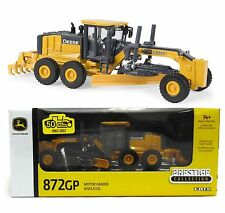 2017 ERTL 1:50 John Deere 872GP Grader *50th Anniversary ED* PRESTIGE COLLECTION
