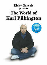 Ricky Gervais Presents The World of Karl Pilkington Book