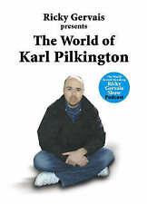 The World of Karl Pilkington, Gervais, Ricky Hardback Book