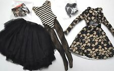 Wilde Imagination Ellowyne DARK FLOWERS OUTFIT  New  SOLD OUT AT Wilde