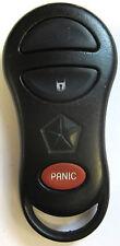 Dodge Ram 1500 2500 keyless remote transmitter clicker keyfob transmitter alarm