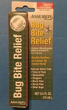 ASSURED BUG BITE RELIEF SODIUM BICARBONATE 5% RELIEVES ITCHES from All Bugs