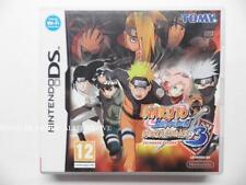 jeu NARUTO SHIPPUDEN NINJA COUNCIL 3 sur nintendo DS en francais game COMPLET
