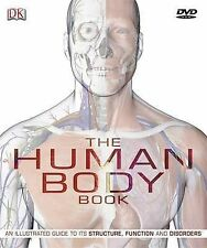 The Human Body Book: The Ultimate Visual Guide to Anatomy, Systems and...