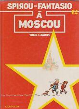 SPIROU n°42. Spirou à Moscou. Dupuis EO 1990 - TB