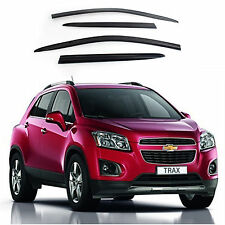 Sun Shade/Rain Guard Door/Window Vent Visor for 13+ Chevrolet Trax/Tracker