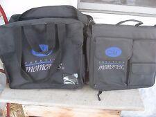 Creative Memories 3 Ring Binder Mate Tote Bag Scrapbooking Organizer CM + Bag