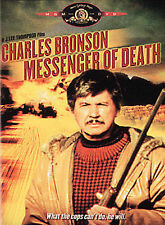 Messenger of Death  DVD Charles Bronson, Trish Van Devere, Laurence Luckinbill,