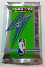 NBA Skybox Series 2 - Basketball Cards 1991/92 Pack (Sealed)