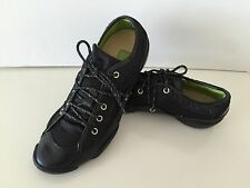 MARITHE  FRANCOIS GIRBAUD BLACK WOMEN WALKING SHOES SIZE 38 FRANCE  / 8.5 US