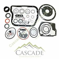 Transmission Gasket Overhaul Rebuild Kit Rings Seals Gaskets A518 46RE 47RE