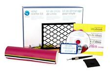 Silhouette VINYL STARTER KIT for Silhouette CAMEO CURIO free Ship Sale Pricing
