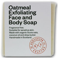 Executive Shaving Oatmeal Exfoliating Face and Body Soap (299954)