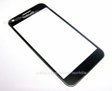 Black Replacement Glass Lens Screen For Samsung Galaxy S2 i777 S II 2