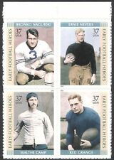 USA 2003 American Football Heroes/Sports/Games/People 4v s/a blk (s5056)