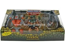 "Vykron ""Tank Top"" military Warrior Masters of the Universe ® Classics misb nuevo"