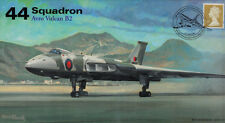 AV600 Avro Vulcan 44 Sqn RAF cover 25th Anniversary of Operation Black Buck 2007
