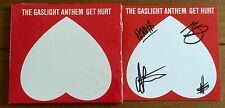 The Gaslight Anthem - Get Hurt Signed Booklet & Cd