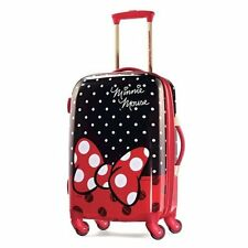 "American Tourister Disney Minnie Mouse Red Bow Hardside Spinner 28"", 67613-4754"