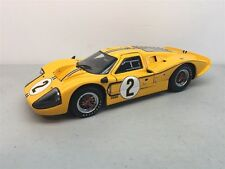 1:18 Exoto Racing Legends Ford GT40 MKIV 1967 LeMans Mark Donohue RARE 18057