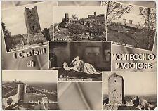 I CASTELLI DI MONTECCHIO MAGGIORE - VEDUTINE (VICENZA) 1963