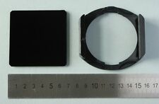 New Infra red IR 780-1600nm filter for Cokin A holders (Wratten 89B Hoya R72)