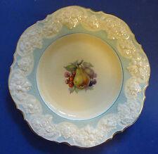 Crown Ducal Embossed Plate Pear
