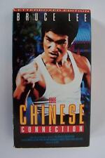 The Chinese Connection Bruce Lee & Jackie Chan VHS Video Tape