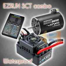 Hobbywing EZRUN SC8 Brushless Waterproof ESC Motor Combo 120A 4700kv 1/10 RC Car