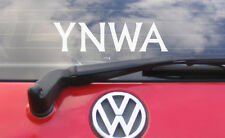 "8"" YNWA Vinyl car window bumper sticker/decal Liverpool FC"