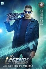 POSTER LEGENDS OF TOMORROW ARROW THE FLASH WENTWORTH MILLER CAPTAIN COLD TV #7