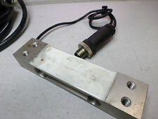 LOAD CELL -- KPA6346-- 6Kgs capacity -- M12 connector and cable -- 130mm long