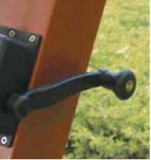 manico manovella impugnatura di ricambio per arganello ombrellone Maxima
