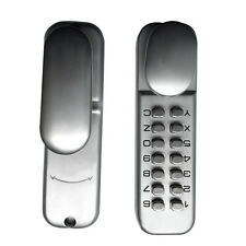 Push Button Mechanical Digital Combination Code Door Lock Keyless Accesstin