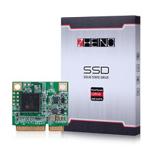 Zheino mSATA Mini (Half Size) SATA SSD128GB Updated Version Faster Write Sp