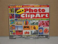 Momos CD-ROM Photo ClipArt Volume 2 CD per grafica, 2500 immagini 1250 clipart