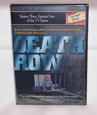 DEATH ROW Season 3 Episode 4 of 7thStreetTheater.com DVD SEALED Drama NR