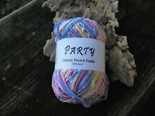 Tutti Frutti NEW Crystal Palace Party Satin Nylon Knitting Ribbon: Knit, Crochet