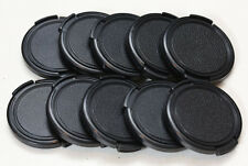Front lens caps 58mm, lot of 10.