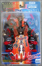 Microman Magne Power Micronaut TAKARA Robotman Devil 022 Figure DISCONTINUED!!!