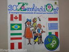 LP 20 ZECCHINO D ORO Piccolo Coro dell Antoniano diretto da Mariele Ventre vinil