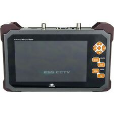 Portable 7 inch LCD, HD-SDI, HDMI, VGA, CCTV camera input, PTZ tester, power out